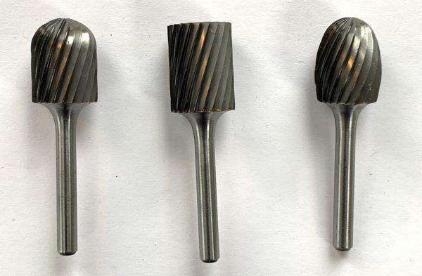 Drill bit dude Reaper Jumbo Aluminum Burr Set